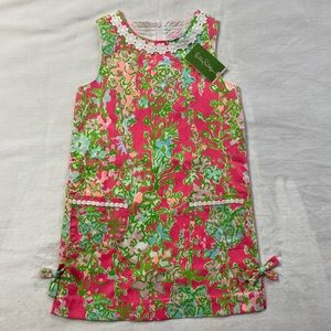 Lilly Pulitzer girls dress M NWT